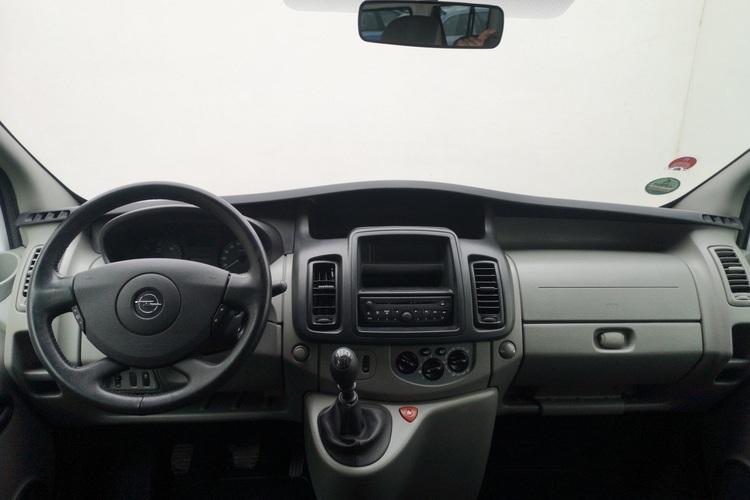 Opel Vivaro Long