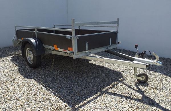 vozík přívěsný do 750 kg